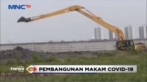 Pemprov DKI Jakarta Siapkan TPU Khusus Covid-19 di Cilincing