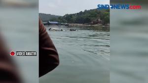 Sebelum Tenggelam Korban Sempat Berfoto di Atas Perahu