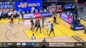 Curry Menggila, Warriors Tekuk Grizzlies 113-101