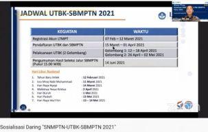 Jangan Terlewat, Ini Link Registrasi Akun LTMPT