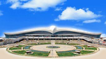 Arsitektur Indah Bandarabandara di Dunia