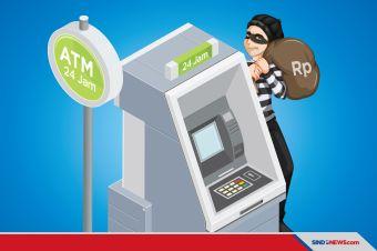 Cermati, Ini 8 Cara Hindari Kejahatan Skimming ATM