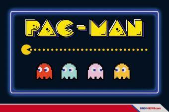 Game Legendaris Pac-Man telah Genap Berusia 40 Tahun