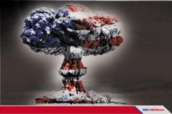 Pemerintah Trump Pertimbangkan Uji Coba Bom Nuklir AS