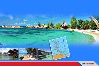 Staycation di Jakarta ini, Tak Kalah Seperti di Maldives