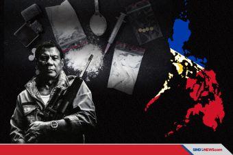 PBB: Puluhan Ribu Tewas dalam Perang Narkoba di Filipina