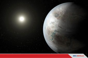 Lacak Kehidupan Lain, Ilmuwan Kaget Temukan Kembaran Bumi dan Matahari
