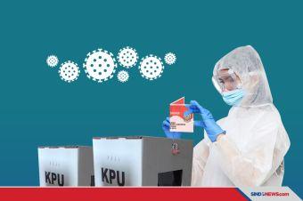 KPU Usul Tambahan Rp4,77 T Untuk Protokol Covid-19 di Pilkada 2020