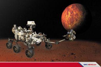 NASA Tunda Peluncuran Robot Penjelajah Mars