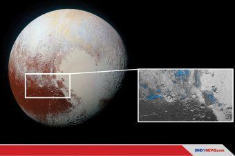 Pluto Punya Lautan Bawah Tanah, Peneliti: Cocok untuk Warga Bumi