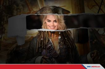 Margot Robbie Gantikan Johnny Depp di Pirates of the Caribbean