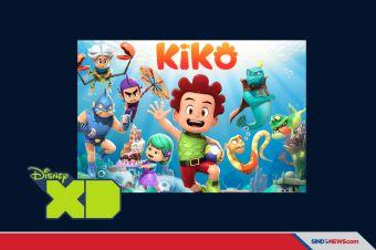 Tembus Pasar Internasional, KIKO Produksi MNC Tayang di Disney XD