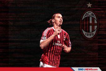 Masa Depan Zlatan Ibrahimovic Mulai Terang Benderang di Milan
