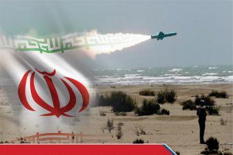 Pertama di Dunia, Iran Tembakan Rudal Balistik dari Dalam Tanah