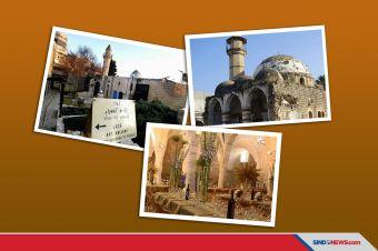 Terungkap! Israel Ubah 17 Masjid Jadi Bar, Restoran atau Sinagog