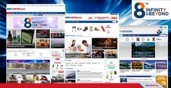 Genap Berusia 8 Tahun, Sindonews Membuka 2 Kanal Baru