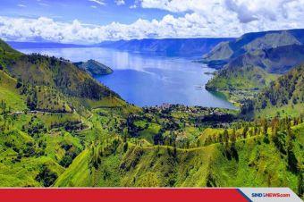 Kaldera Toba Ditetapkan sebagai Global Geopark oleh UNESCO