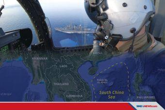 Pertarungan Setengah Hati di Laut China Selatan