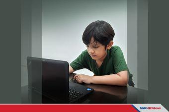 Tips Menjaga Kesehatan Mata Anak Selama Belajar Online