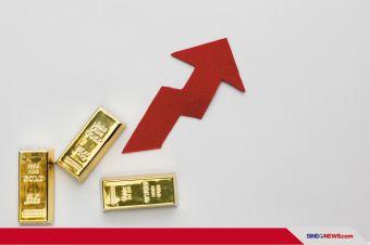 Dahsyat! Harga Emas Antam Cetak Rekor Sejarah Rp1.048.000 per Gram