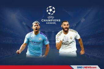 Man City vs Madrid, Tanpa Penonton Jadi Keuntungan Los Blancos