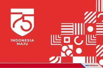 Inilah Arti dan Makna Logo 75 Kemerdekaan RI