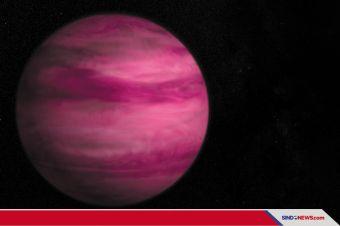 GJ 504b, Planet Cantik Berwarna Merah Muda