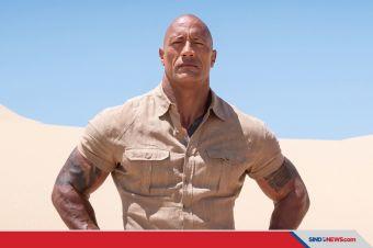 The Rock Duduki Posisi Teratas Aktor dengan Bayaran Tertinggi