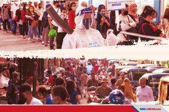 DKI Jakarta Perpanjang Masa PSBB dan Terapkan Denda Progresif