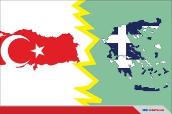 Turki-Yunani Kembali Memanas, Kekuatan Militer Siapa Diunggulkan?