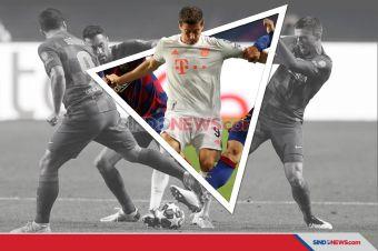 Dipermalukan Bayern 8-2, Barcelona Tanpa Gelar Musim Ini