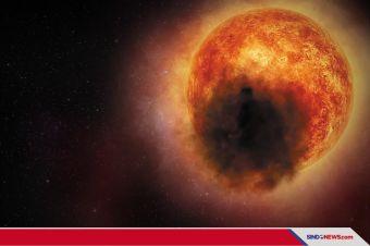 Bintang Betelgeuse Akan Meledak Jika Terus Meredup
