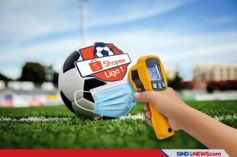 Terapkan Protokol Kesehatan Jelang Kompetisi Liga 1