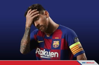 Ini Tiga Klub yang Mampu Beli Messi Jika Tinggalkan Barcelona