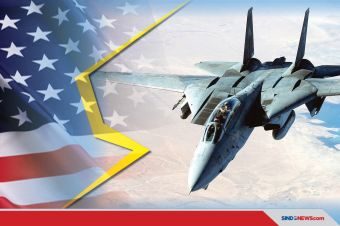 Pengganti F-18 Super Hornet US Navy Kemungkinan Mirip F-14 Tomcat