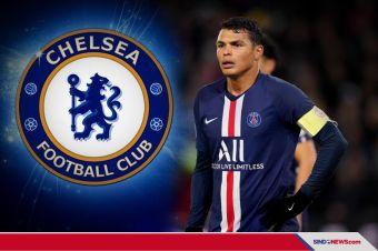 Thiago Silva Segera Tanda Tangan Kontrak dengan Chelsea