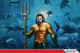 Film Aquaman 2 Akan Dibuat Lebih Serius
