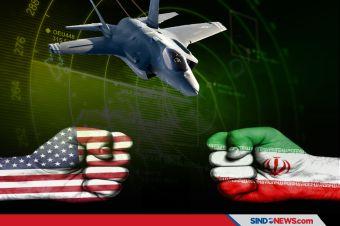 Angkatan Darat Iran Lacak Jet Tempur Siluman F-35 Amerika Serikat