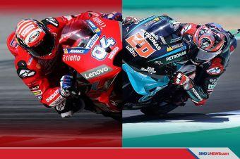 Marquez Jagokan Quartararo dan Dovizioso Calon Juara MotoGP 2020