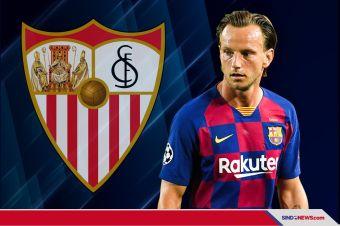 Rakitic Resmi Tinggalkan Barcelona