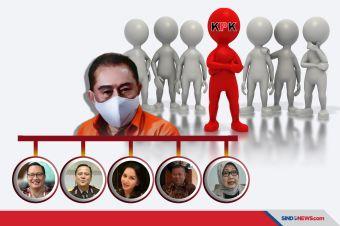 KPK dan Masyarakat Bersama-sama Kawal Kasus Djoko Tjandra
