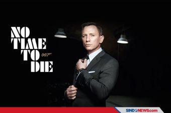 James Bond Meluncurkan Trailer Baru yang Eksplosif