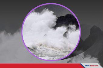 Badai Haishen terjang Jepang, Curah Hujan Sangat Tinggi