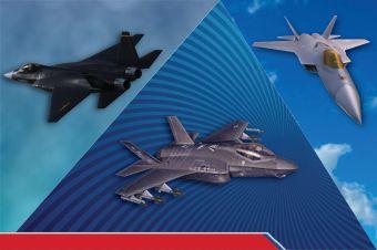 KF-X/F-35/FC-31, Perlombaan Jet Tempur Gen Ke-5 Berukuran Kecil