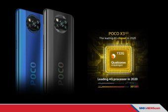 Xiaomi Poco X3 NFC Dukung Chip Baru Snapdragon 732G
