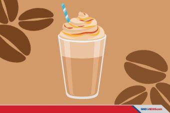 4 Langkah Membuat Es Kopi ala Cafe