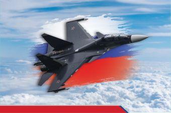 SU-30SM2 Jadi Standar Baru Jet Tempur SU-30 Militer Rusia