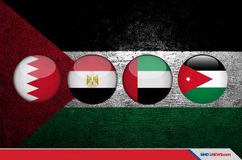 4 Negara Arab yang Mengkhianati Perjuangan Palestina