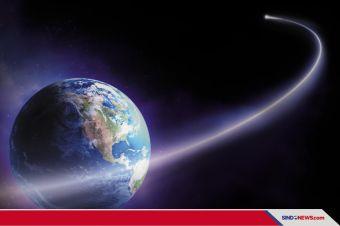 Dalam Dua Hari Asteroid Besar Berbahaya Melesat Mendekati Bumi