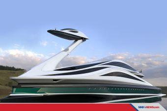 Kapal Angsa Siap Menantang Pelancong Keliling Benua